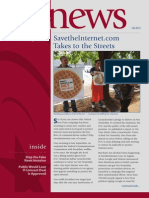 Freepress Newsletter Fall 2010