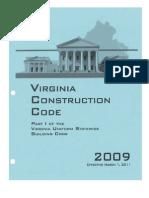 Virginia Building Code