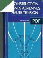 Construction des Lignes Aériennes Hautes Tension