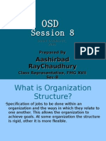What is Organization Structure