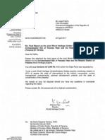 Panama 2010 RM Mission Report1
