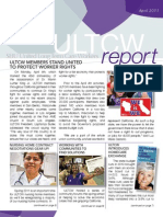 SEIU United Long Term Care Workers | April 2011 Newsletter (English)