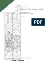 Intro to Adv Finite Element Analysis...!!!!