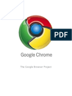 Chrome Quadrinhos - The Google Browser Project