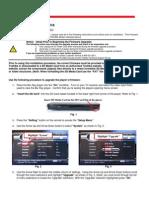 Installation Instructions BDX1100