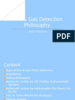 Fire & Gas Detection Philosophy Rev1 - Full