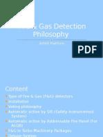 Fire & Gas Detection Philosophy Rev1 - Full