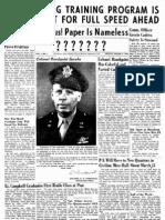 Freeman Army Airfield - 03/05/1943