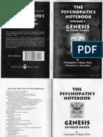 30871800 Hyatt Christopher the Psychopath s Notebook