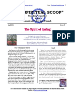 The Spiritual Scoop - Issue #6