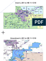 Colorado Redistricting Amendment L.001 to HB 11-1319