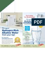 Brochure Alkaline Hydrogen