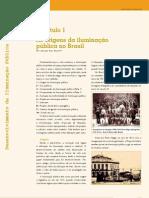 Ed.36 Fasciculo Capitulo 1 to Da Iluminacao Publica No Brasil