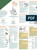 Integrated Waste Management - Basic Composting Brochure