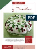 Berry Pincushion