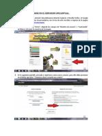 Guia Para Registrarse en El Servidor Upelvirtual