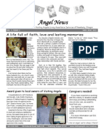Visiting Angels Newsletter May/June