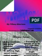 Maglev Presentation