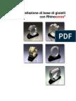 Modellazione Di Base Di Gioielli Con Rhino