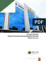 renstra BPNRI 2010-2014