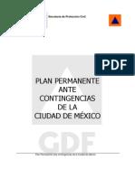 Plan Permanente Ante Contingencias