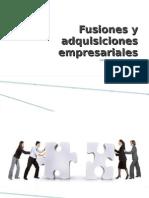 Fusiones y Adquiciciones Empresarailes