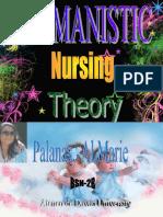 Humanistic Nursing Theory