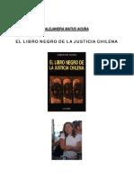 Alejandra Matus Acua - El Libro Negro de La Justicia Chilena