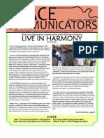 Peace Communicators (Issue 2