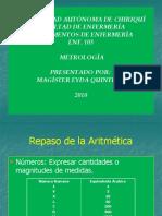 METROLOGÍ..[1] Prof. Eyda