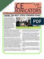 Peace Communicators (Issue 4