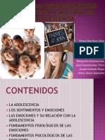FUNDAMENTOS PSICOFISIOLOGICOS-ADOLESCENCIA