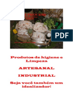 APOSTILA DE FABRICAÇÃO DE SABÃO