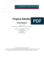 Project Attrition Final Report