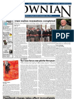 Etownian Issue 21 - 05/05/2011
