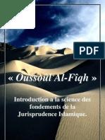 Oussoul Al-Fiqh -+ - Introduction a la science des fondements de la Jurisprudence