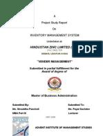 Venor Management - Hindustan Zind