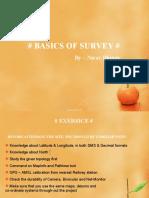 Basics of Survey2