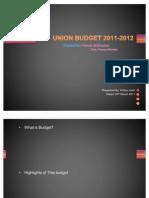 Budget Kritika