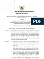 Peraturan Kepala BPN RI No. 2 Tahun 2011 + Lampiran
