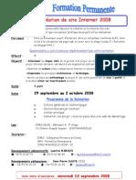 Creation de Site Web-s2