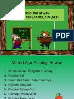 Fisiologi Hewan Part 1