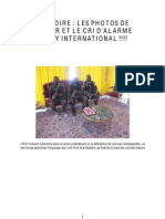 Les Massacres de Cote d'Ivoire