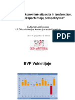 Atsiverianti Vokietijos darbo rinka – naujos galimybės Lietuvos eksportui