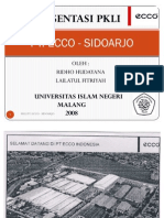 Industrial and Organizational Psychology