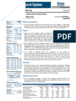 Daiwa - Educomp Solutions(EDSL in) - No Immediate Threat to the Market Share of Smart ...