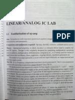 EC LAB Experiments