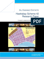Lyari Development Authority Hawksbay Scheme 42_ Research Paper (Sector 41 only)