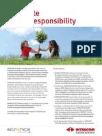 CSR Leaflet Profile