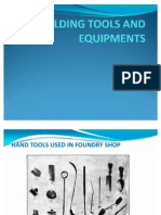 Moulding Tools and Equipments